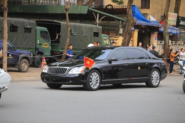 Lễ đón chính thức Chủ tịch Triều Tiên Kim Jong-un tại Phủ Chủ tịch - 6