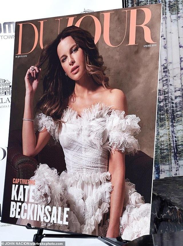 Kate Beckinsale trẻ trung đáng kinh ngạc ở tuổi 46 - 5