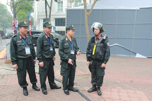 Chuyện về những lá chắn sống đảm bảo tuyệt đối an toàn Thượng đỉnh Mỹ - Triều - 1