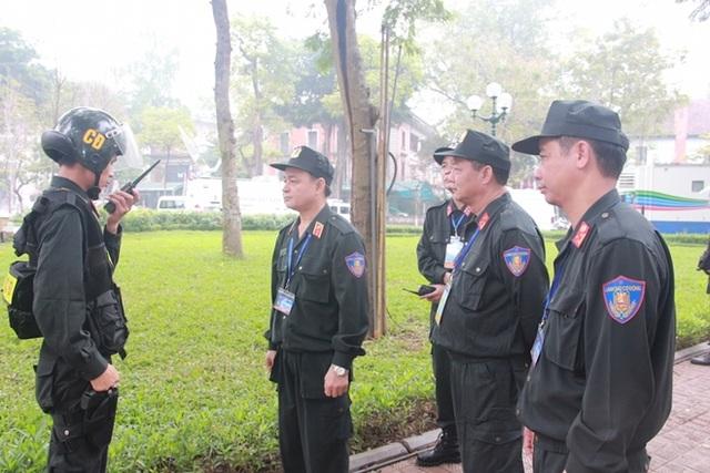 Chuyện về những lá chắn sống đảm bảo tuyệt đối an toàn Thượng đỉnh Mỹ - Triều - 2