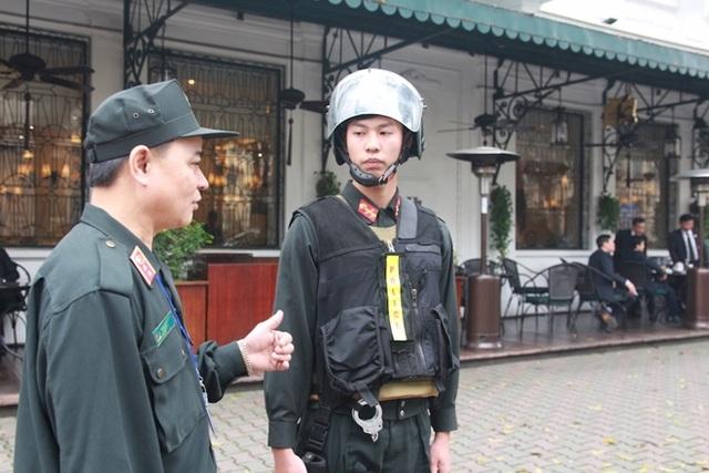 Chuyện về những lá chắn sống đảm bảo tuyệt đối an toàn Thượng đỉnh Mỹ - Triều - 4