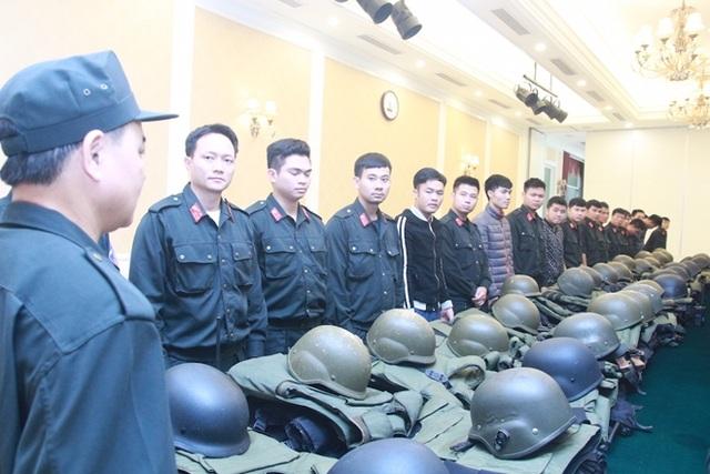 Chuyện về những lá chắn sống đảm bảo tuyệt đối an toàn Thượng đỉnh Mỹ - Triều - 6