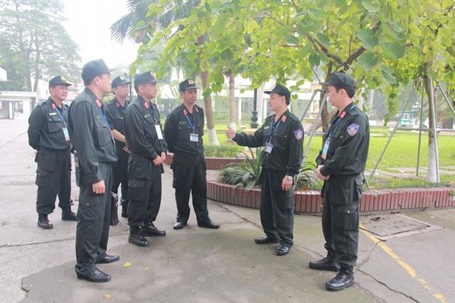 Chuyện về những lá chắn sống đảm bảo tuyệt đối an toàn Thượng đỉnh Mỹ - Triều - 7