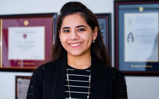 Nhà tâm lý học trẻ tuổi nhất thế giới đỗ thạc sĩ trường ĐH Harvard - 2