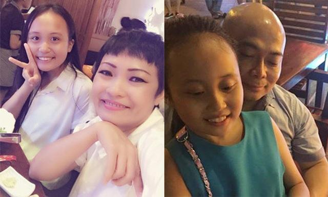 hình ảnh Bố Gà và bé Gà bên cạnh Phương Thanh.jpg
