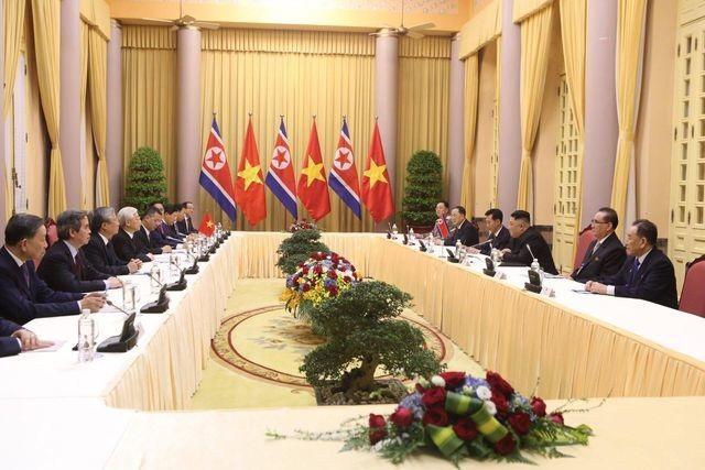 Tổng Bí thư: Chủ tịch Triều Tiên thăm Việt Nam là dấu mốc rất quan trọng - 3