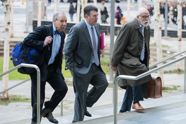 Huawei ra tòa ở Mỹ, quyết không nhận tội - 1