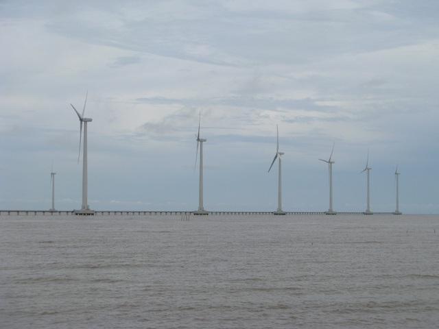 """""""Cánh đồng điện gió"""" Bạc Liêu trở thành điểm du lịch tiêu biểu ĐBSCL - 9"""