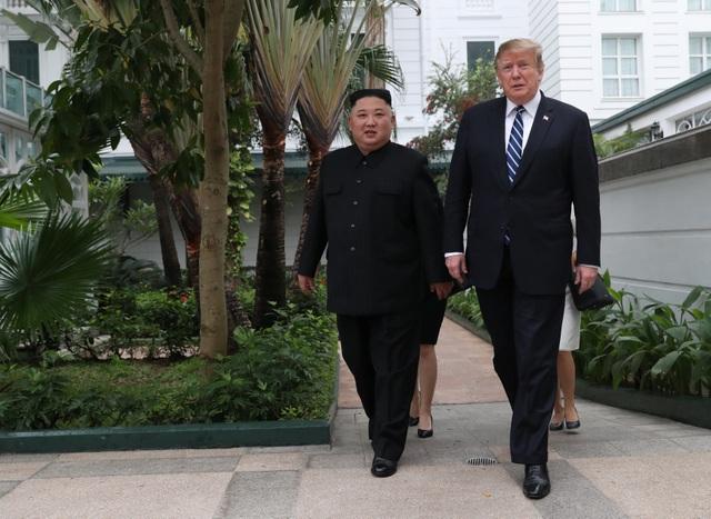 Dấu ấn của Tổng thống Trump và Chủ tịch Kim trong hai ngày thượng đỉnh  - 12