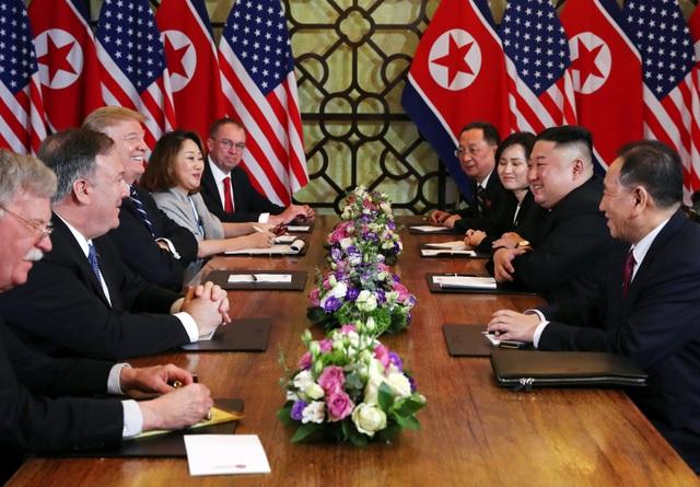 Dấu ấn của Tổng thống Trump và Chủ tịch Kim trong hai ngày thượng đỉnh  - 15