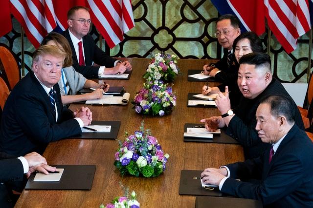 Dấu ấn của Tổng thống Trump và Chủ tịch Kim trong hai ngày thượng đỉnh  - 17