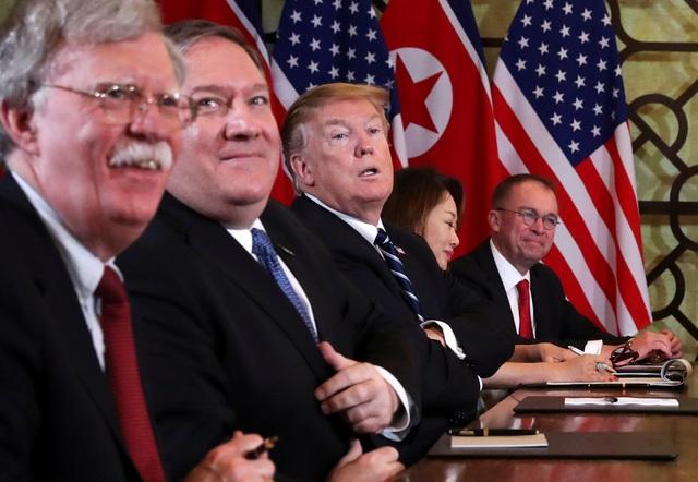 """""""Nước cờ"""" lạc nhịp của ông Trump trên bàn đàm phán với ông Kim Jong-un? - 2"""