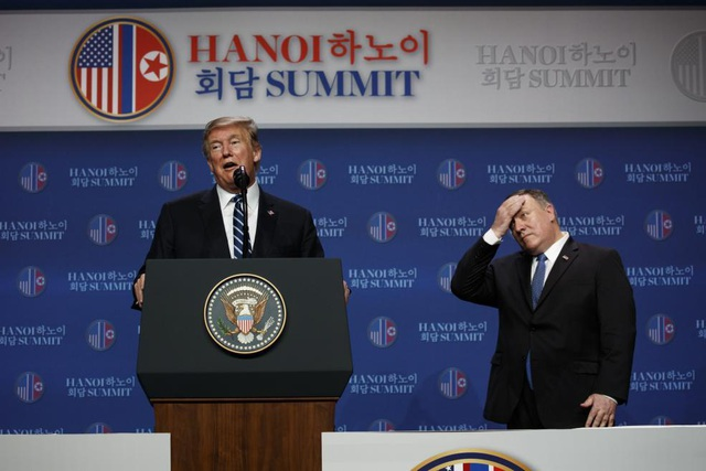 Dấu ấn của Tổng thống Trump và Chủ tịch Kim trong hai ngày thượng đỉnh  - 19