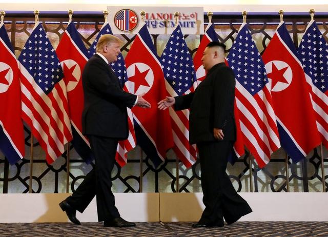 Dấu ấn của Tổng thống Trump và Chủ tịch Kim trong hai ngày thượng đỉnh  - 3