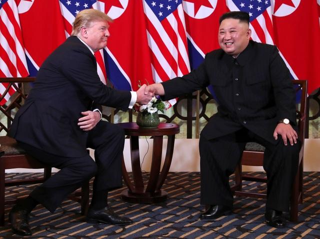 Dấu ấn của Tổng thống Trump và Chủ tịch Kim trong hai ngày thượng đỉnh  - 6