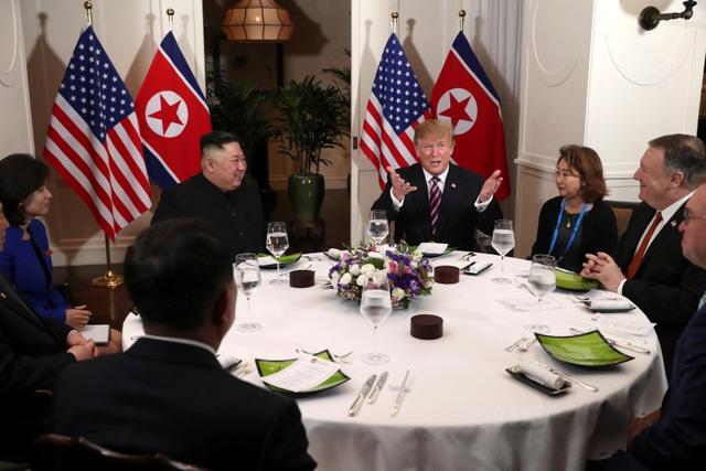 Dấu ấn của Tổng thống Trump và Chủ tịch Kim trong hai ngày thượng đỉnh  - 8