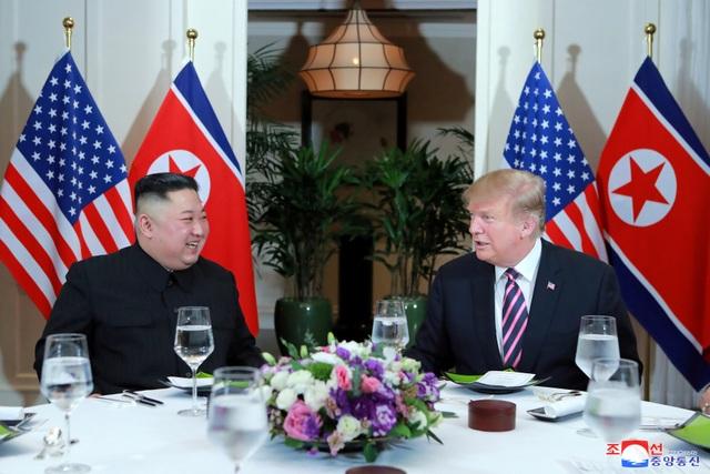 Dấu ấn của Tổng thống Trump và Chủ tịch Kim trong hai ngày thượng đỉnh  - 9