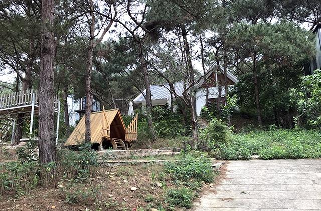 Loạt biệt thự lẩn khuất trong rừng Sóc Sơn vẫn chống lệnh tháo dỡ - 10