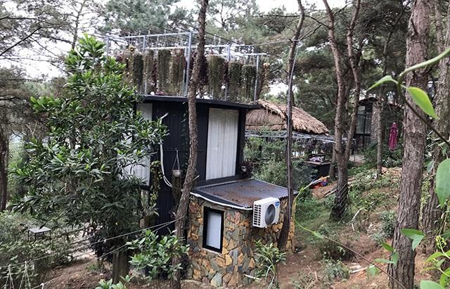 Loạt biệt thự lẩn khuất trong rừng Sóc Sơn vẫn chống lệnh tháo dỡ - 7