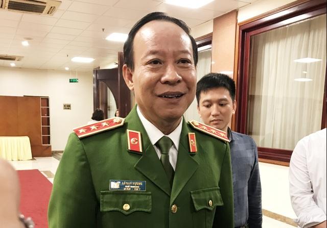 Tướng Lê Quý Vương nói về việc điều xe bọc thép bảo vệ Thượng đỉnh Mỹ - Triều - 1