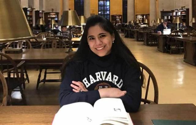 Nhà tâm lý học trẻ tuổi nhất thế giới đỗ thạc sĩ trường ĐH Harvard - 1