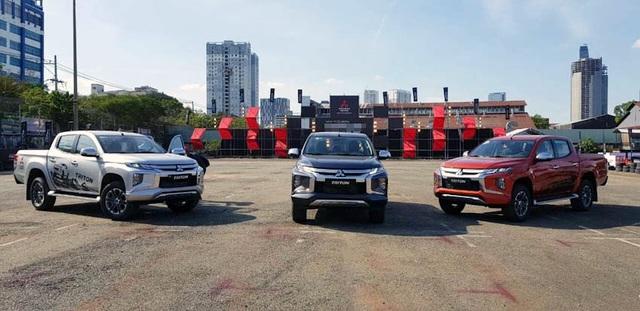 Quy định mới: Ô tô bán tải chính thức tăng giá mạnh - 1