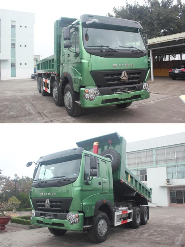 Hợp tác với Sinotruk, TMT ra mắt xe tải chuẩn khí thải Euro 5 - 1