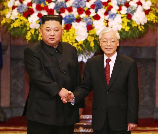 Tổng Bí thư: Chủ tịch Triều Tiên thăm Việt Nam là dấu mốc rất quan trọng - 2