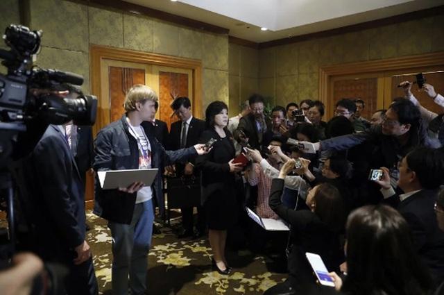 Triều Tiên họp báo lúc 0 giờ, bác tuyên bố của Mỹ về lý do không đạt thỏa thuận - 4