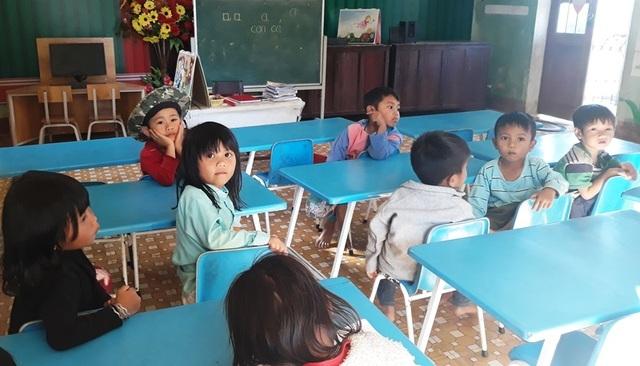 Nỗi niềm giáo viên trẻ cắm bản gieo chữ cho học sinh đồng bào H're - 3