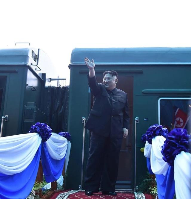 Xem lại hình ảnh lần đầu tiên Việt Nam đón - tiễn nguyên thủ quốc gia tại ga tàu hỏa - 17