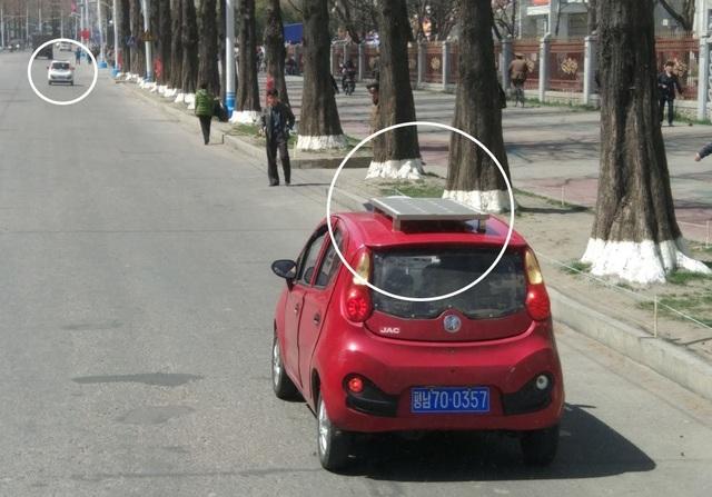 Chủ tịch Kim Jong-un muốn sản xuất ô tô điện - 2..jpg