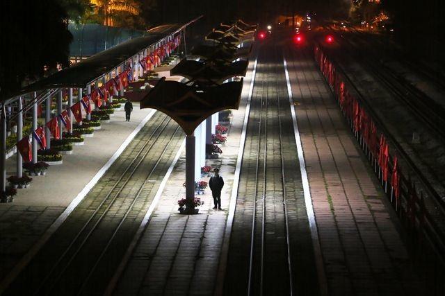 Xem lại hình ảnh lần đầu tiên Việt Nam đón - tiễn nguyên thủ quốc gia tại ga tàu hỏa - 1