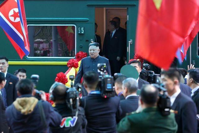 Xem lại hình ảnh lần đầu tiên Việt Nam đón - tiễn nguyên thủ quốc gia tại ga tàu hỏa - 2