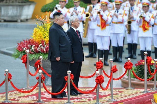 Ấn tượng về Chủ tịch Triều Tiên Kim Jong-un trong chuyến công du Việt Nam - 2