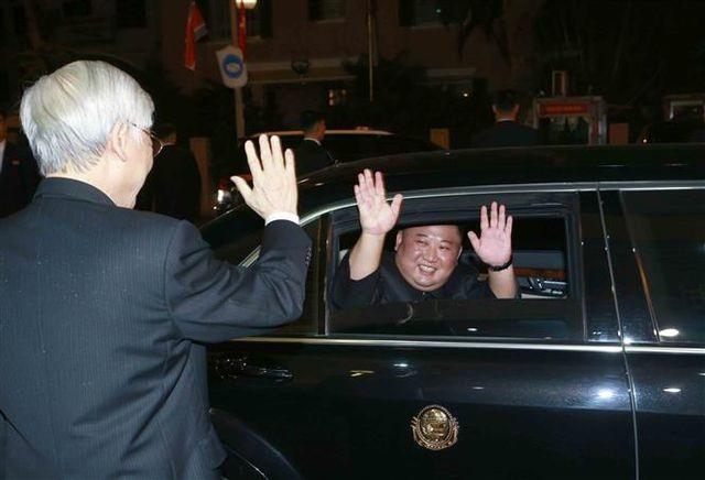 Ấn tượng về Chủ tịch Triều Tiên Kim Jong-un trong chuyến công du Việt Nam - 7