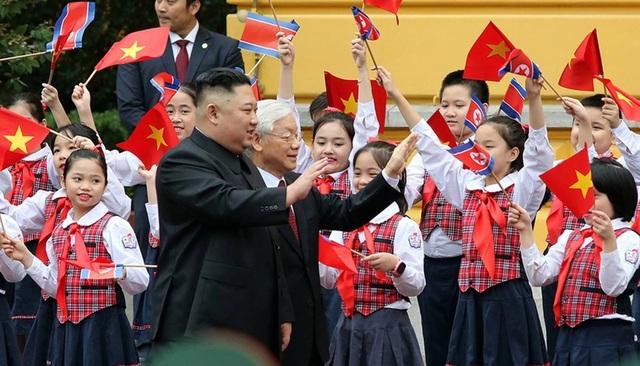 Ấn tượng về Chủ tịch Triều Tiên Kim Jong-un trong chuyến công du Việt Nam - 1