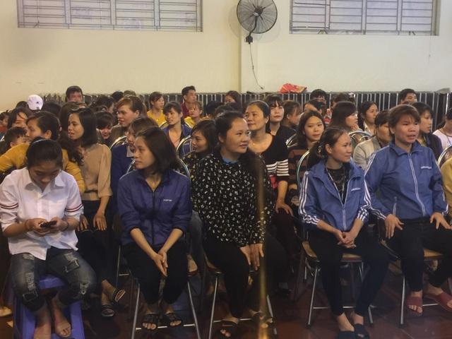 Bắc Ninh: Nâng cao nhận thức của công nhân về tiêu chuẩn lao động quốc tế - 1