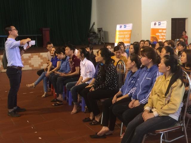 Bắc Ninh: Nâng cao nhận thức của công nhân về tiêu chuẩn lao động quốc tế - 3
