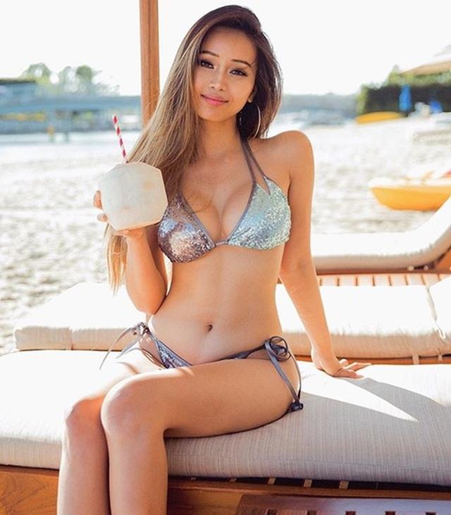Hot girl gốc Việt nổi tiếng khắp thế giới vì quá nóng bỏng - 2