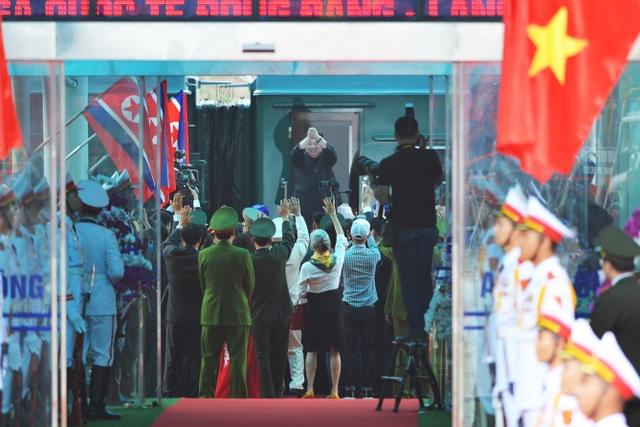 Xem lại hình ảnh lần đầu tiên Việt Nam đón - tiễn nguyên thủ quốc gia tại ga tàu hỏa - 16