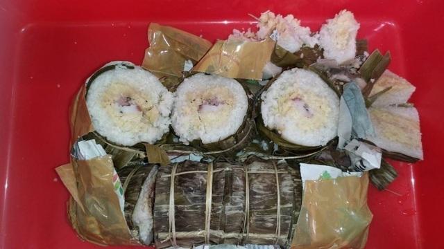 Khách Việt bị phạt 150 triệu đồng vì mang 2 chiếc bánh tét tới Đài Loan - 1