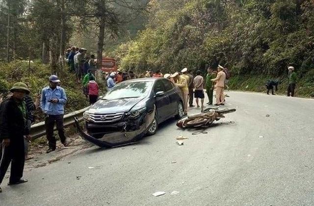Không chịu di chuyển thi thể người bị tai nạn giao thông để bắt đền 400 triệu - 1