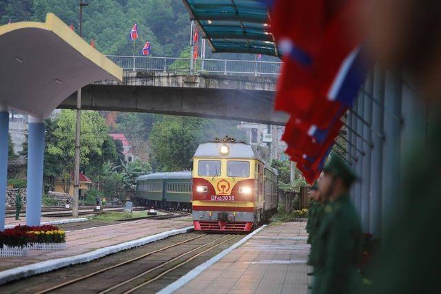 Xem lại hình ảnh lần đầu tiên Việt Nam đón - tiễn nguyên thủ quốc gia tại ga tàu hỏa - 3