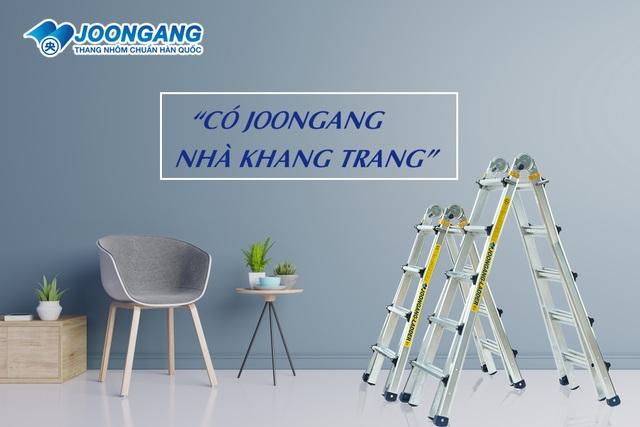 Thang nhôm Hàn quốc chính hãng tìm nhà phân phối toàn quốc - 2