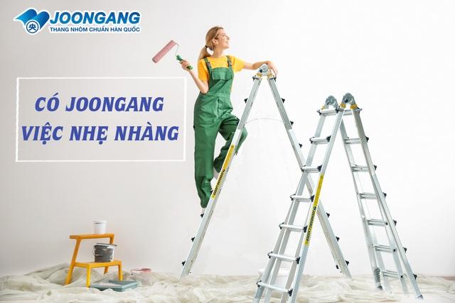 Thang nhôm Hàn quốc chính hãng tìm nhà phân phối toàn quốc - 3