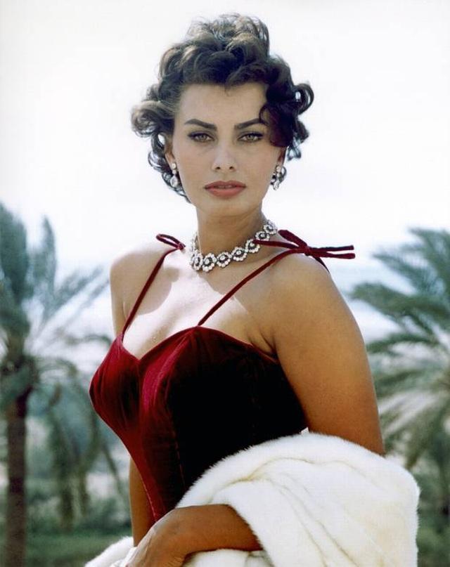 Sophia Loren bất ngờ tái xuất - 7