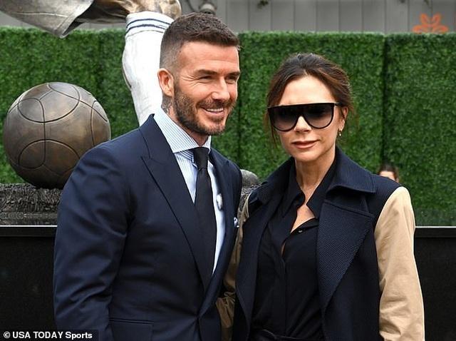 Vợ chồng Beckham hạnh phúc bên nhau sau tin đồn hôn nhân rạn nứt  - 2