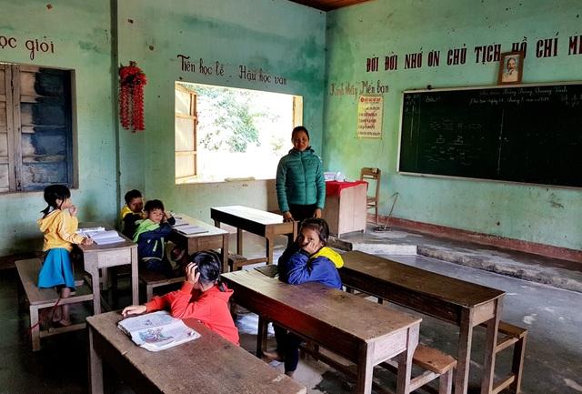 Giáo viên vùng cao Quảng nam