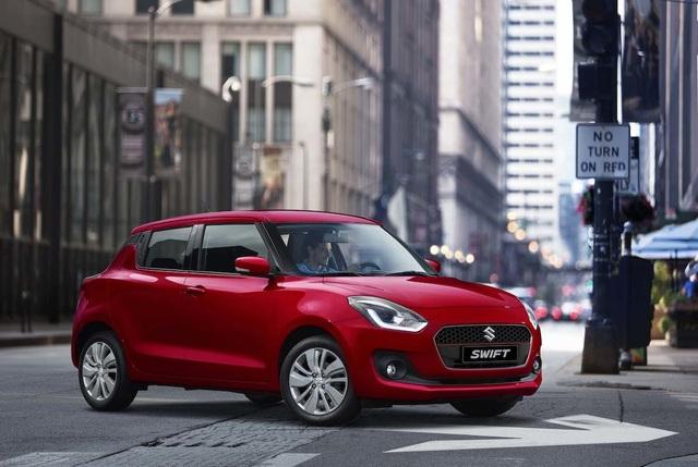 Suzuki tặng 1 năm bảo hiểm khách mua xe Celerio trong tháng 3 - 3